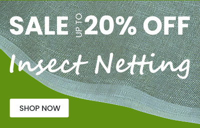 Up to 20% off Insect Netting